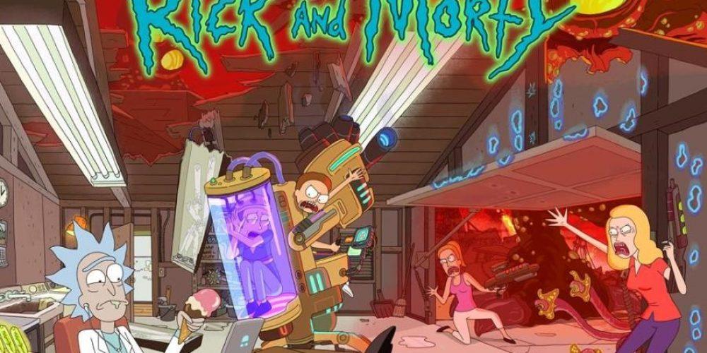 Rick iMorty wkraczają dowirtualnej rzeczywistości