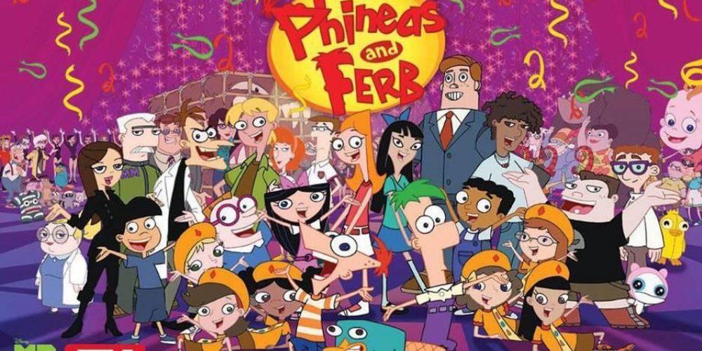 """Disney celebruje 10 urodziny kreskówki """"Fineasz iFerb"""""""