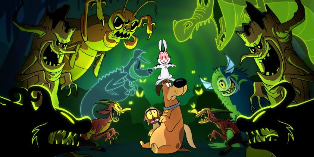 Uroczy królik-wampir powraca naantenę Boomeranga znowymi przygodami