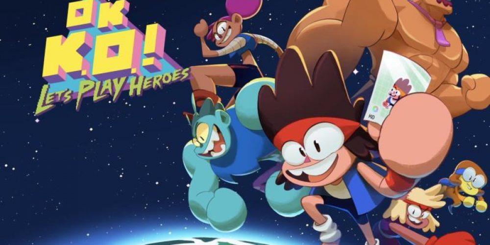 Kreskówkowe granie – OK K.O.! Let's Play Heroes (PS4)