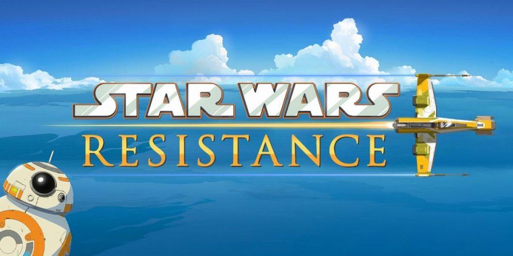 """Disney Channel zamawia drugi sezon kreskówki """"Star Wars Resistance"""""""