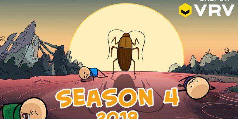 """Kultowa internetowa kreskówka """"Cyanide & Happiness"""" znowym sezonem naplatformie VRV"""
