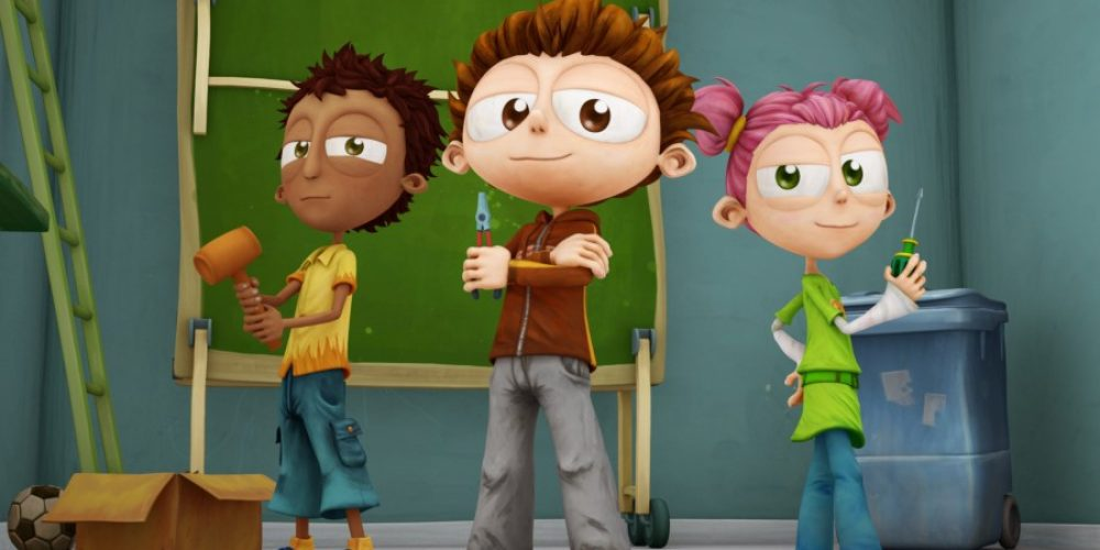 """Czwarty sezon """"Angelo rządzi"""" wCartoon Network"""