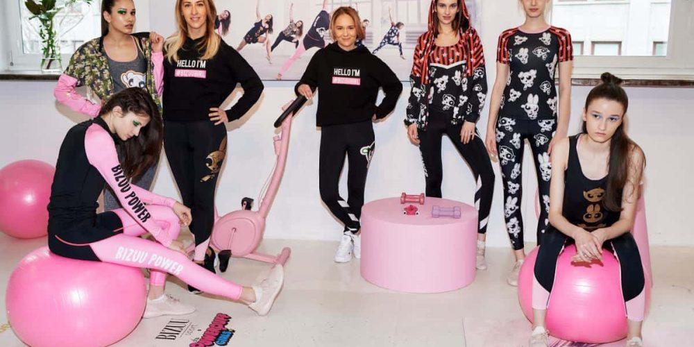 Atomówki inspirują – nowa kolekcja BIZUU Sport x The Powerpuff Girls już dostępna