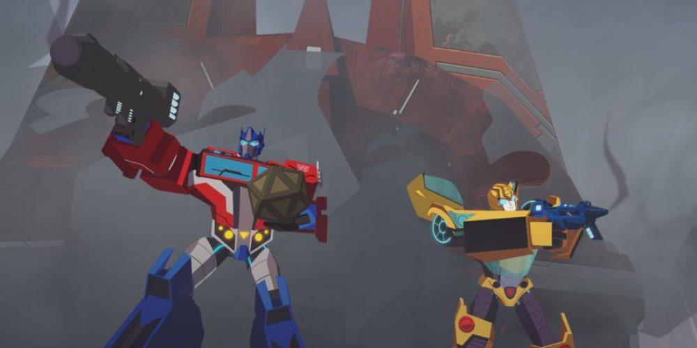 """Transformers: Cyberverse"" ikról dinozaurów wCartoon Network"