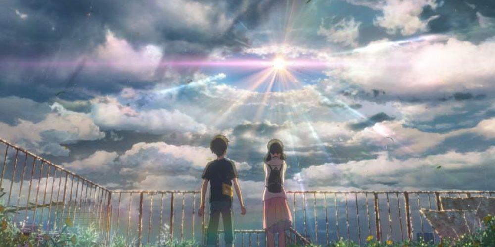 """Nowe materiały znastępnego dzieła twórcy filmu anime """"Your Name"""" ipierwszy trailer"""