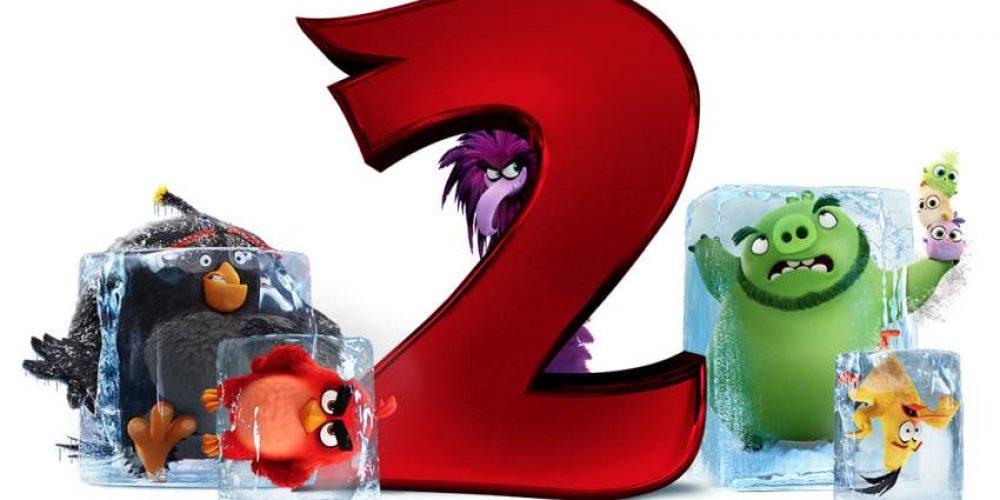 """Film animowany """"Angry Birds 2"""" nanowym zwiastunie"""