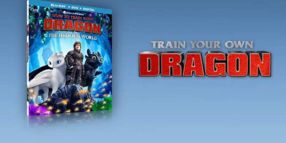 """""""Jak wytresować smoka 3"""" – znamy szczegóły wydania Blu-Ray"""