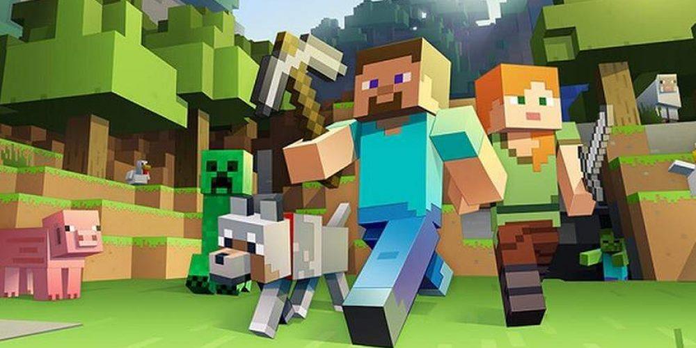 """Film animowany napodstawie gry """"Minecraft"""" przesunięty na2022 rok"""