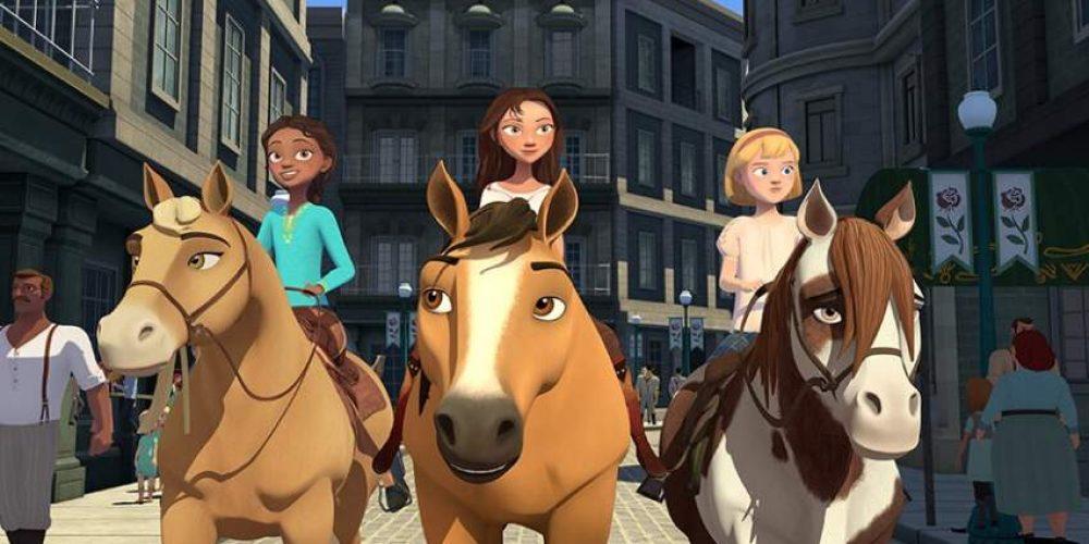 """Mustang: Duch Wolności"""" oraz""""Trolle"""" znowymi sezonami wkwietniu naNetflixie"""