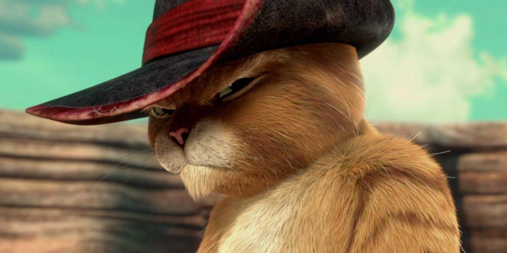 Kot wbutach: Uwięziony wbaśni