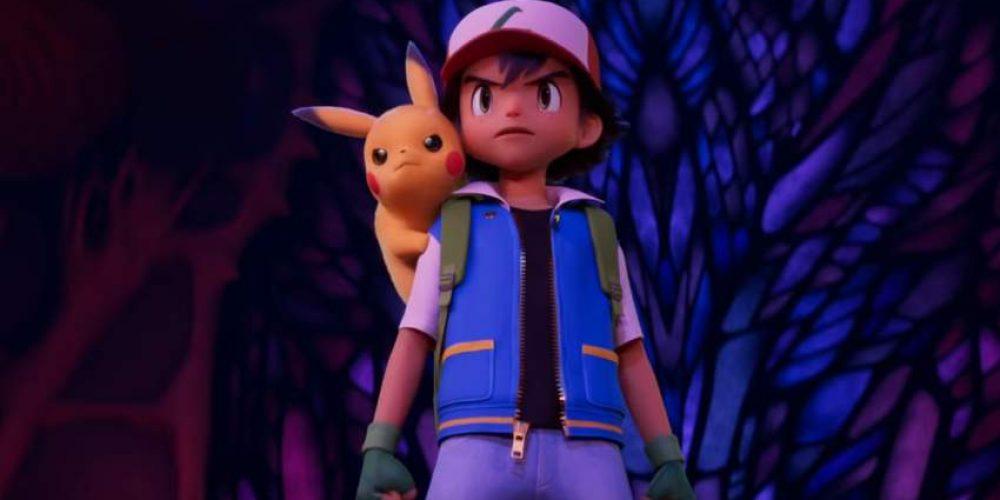 """Powrót Mewtwo wnowym filmie anime """"Pokemon"""""""