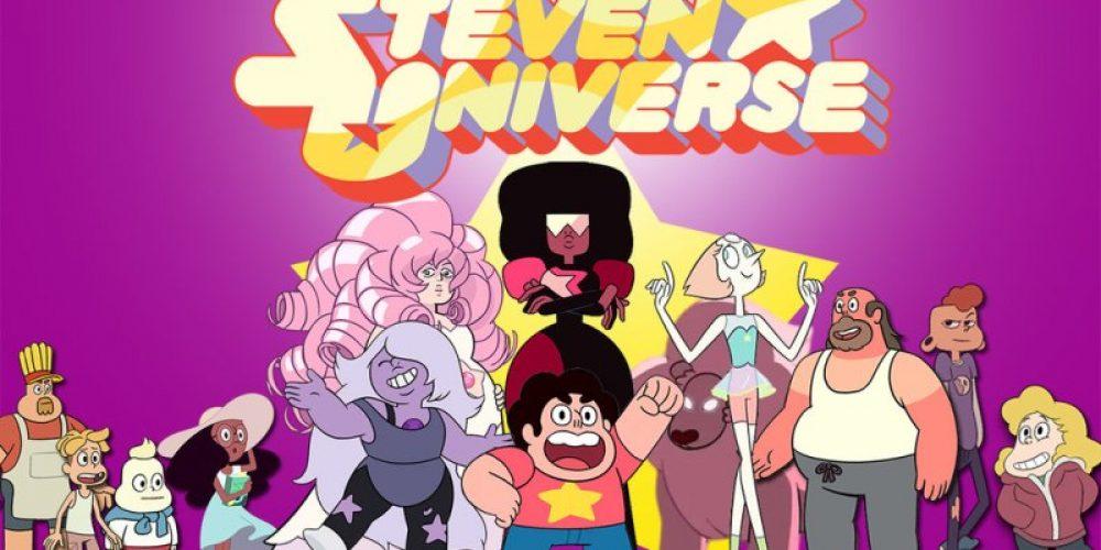 San Diego Comic-Con – panel Steven Universe