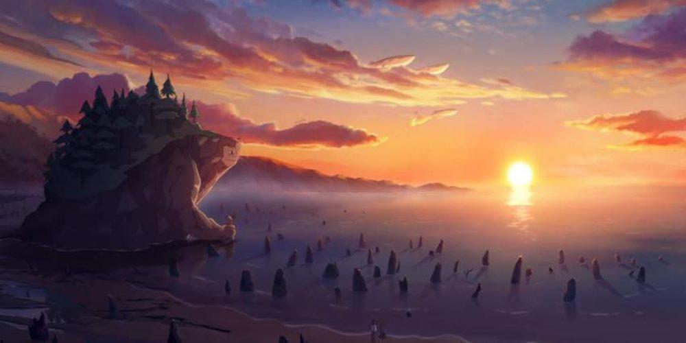 Animacja inspirowana anime Studio Ghibli reklamuje Oregon