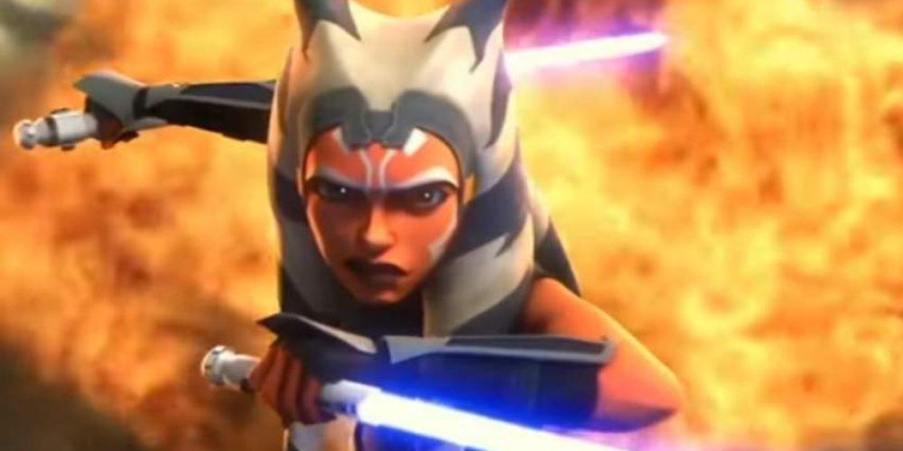 """Nowy zwiastun siódmego sezonu kreskówki """"Star Wars: The Clone Wars"""""""