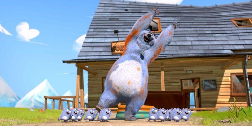 """Nowe przygody niesfornych futrzaków zkreskówki """"Grizzy ilemingi"""""""