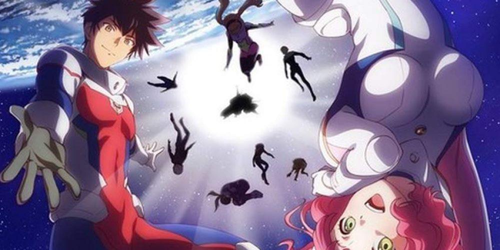 """Anime """"Astra Lost in Space"""" z60-minutowym odcinkiem napremierę"""