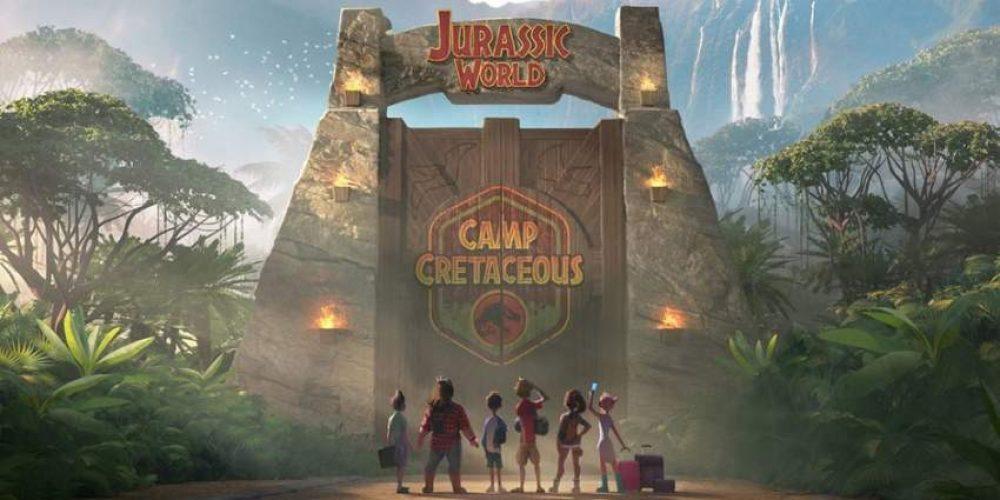 "Serial animowany ""Jurrasic Park"" odDreamWorks iNetflixa"