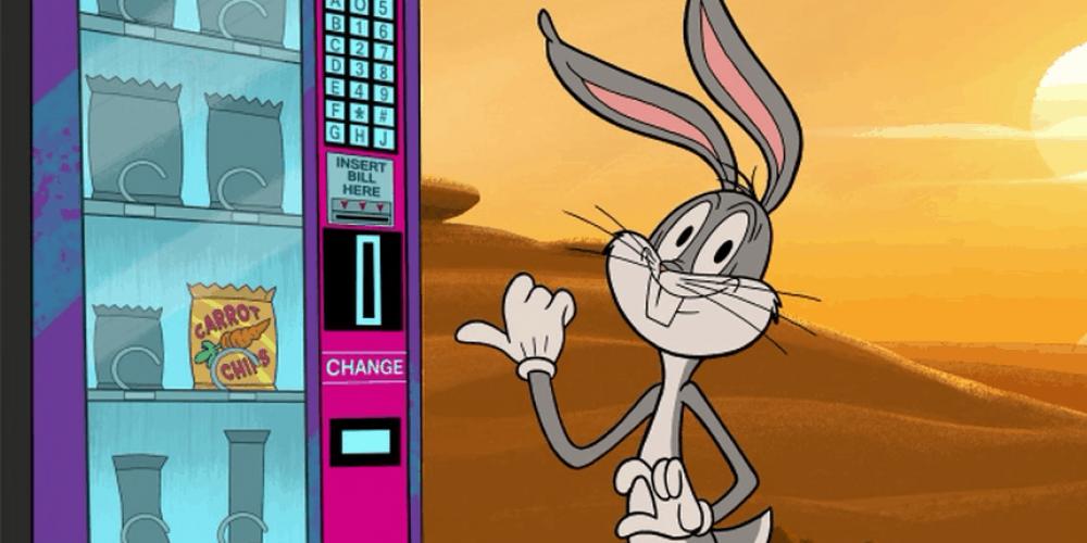 Nowe przygody Królika Bugsa ijego przyjaciół wBoomerangu
