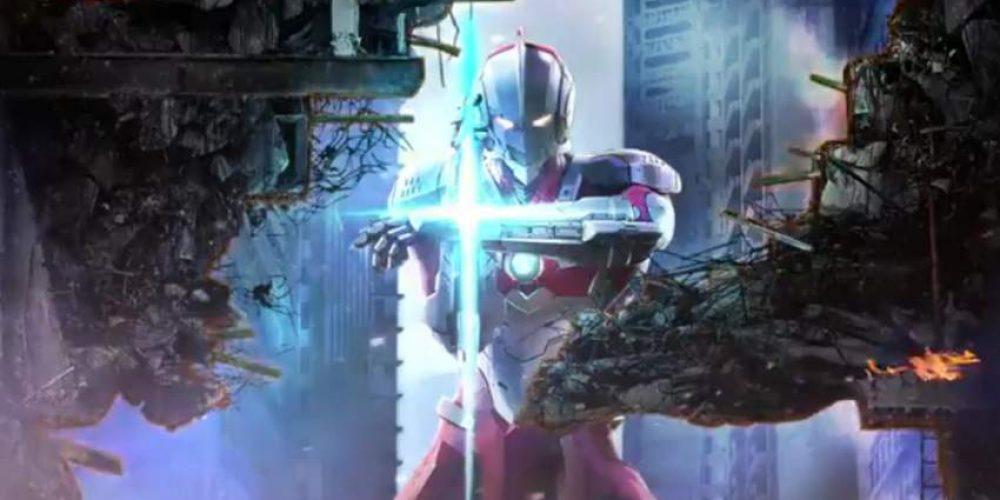 "Netflixowe anime ""Ultraman"" zdrugim sezonem"