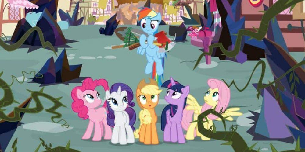 """Ostatni sezon kreskówki """"My Little Pony"""" już wkrótce"""