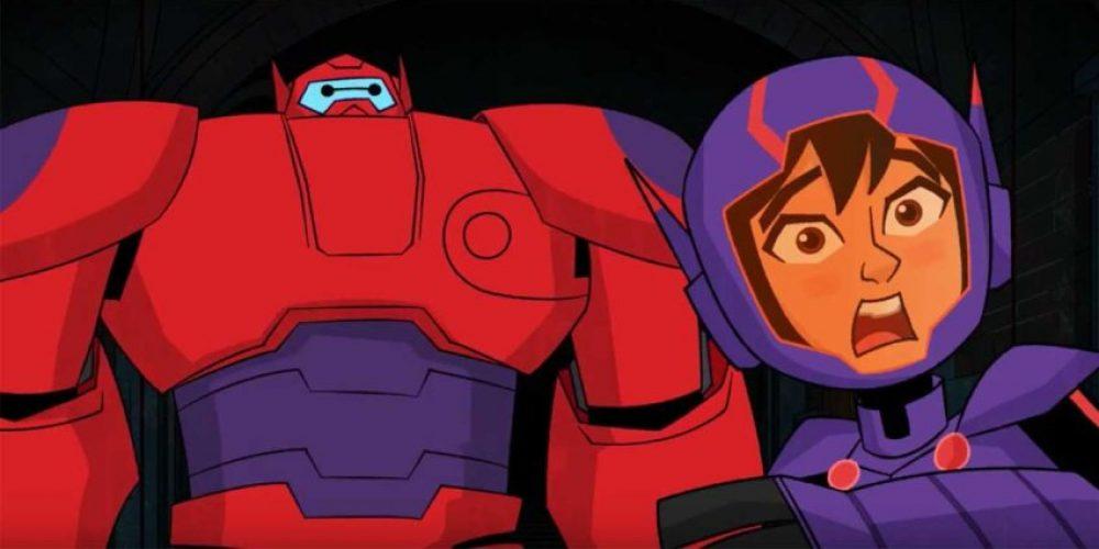 Serial Big Hero 6 – pierwsze materiały