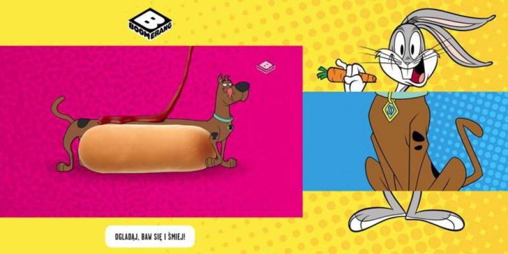Ruszyła nowa kampania wizerunkowa Boomeranga – Oglądaj, baw się iśmiej!