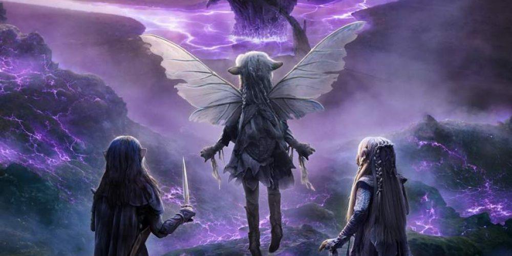 """Nowy zwiastun animacji """"Dark Crystal"""""""