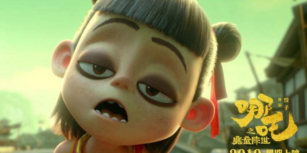 """Chińska animacja """"Nezha"""" bije rekordy narodzimym rynku"""
