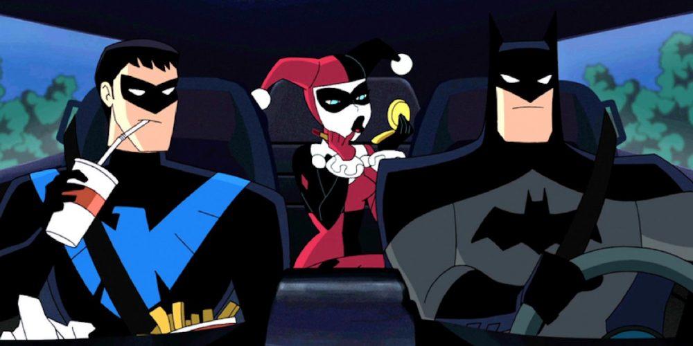 "Zwiastun nowego filmu zBatmanem – ""Batman and Harley Quinn"""