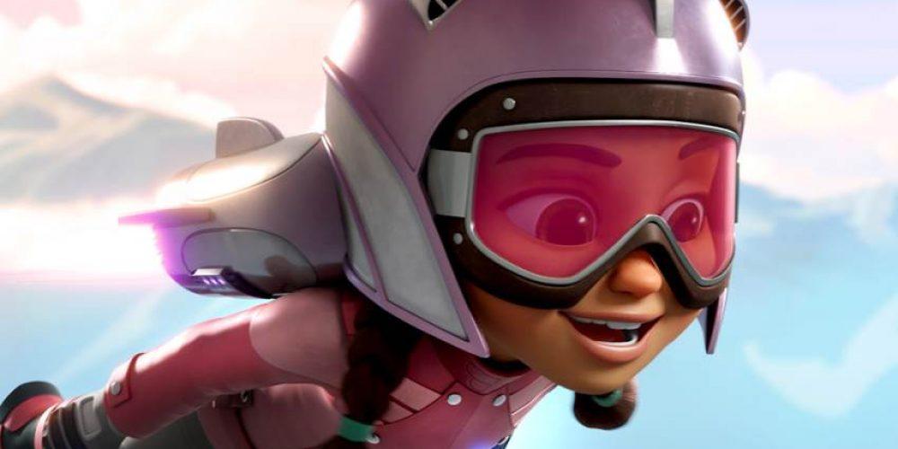"""Data premiery kreskówki dla dzieci """"The Rocketeer"""""""
