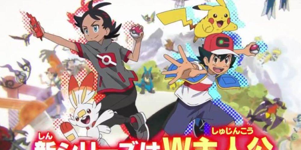 "Teaser nowego anime zserii ""Pokemon"""