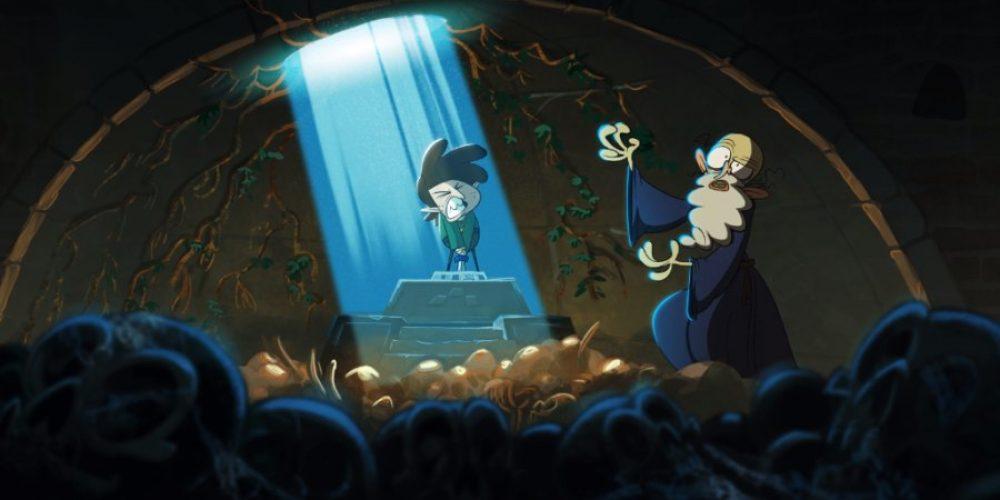 """Znalezione wsieci: przygodowa animacja """"Short But Sweet"""""""