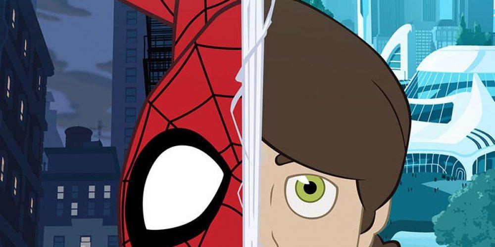 Disney prezentuje nową wersję kreskówkowego Spider-mana!