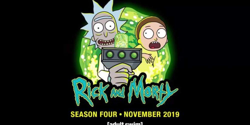 """Niebędzie nowych odcinków """"Rick and Morty"""" wnadchodzącym tygodniu"""