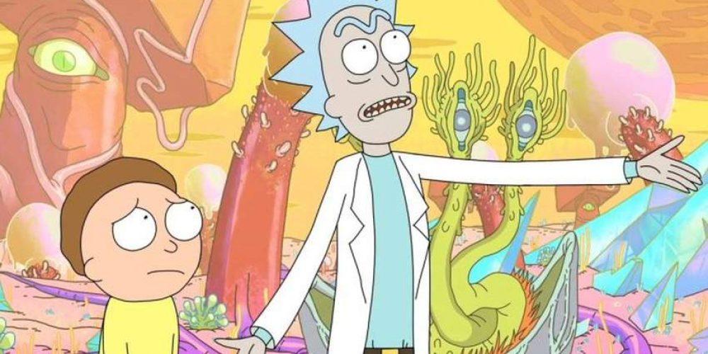"""""""Rick and Morty"""" tytuły iopisy odcinków 4 sezonu"""