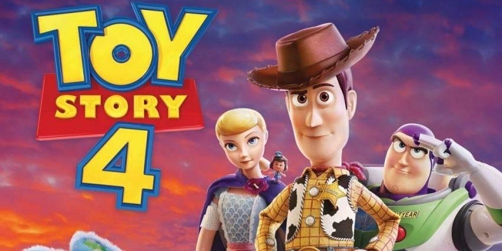 TOY STORY 4 – Nowe przygody kultowych zabawek już naBlu-ray iDVD!