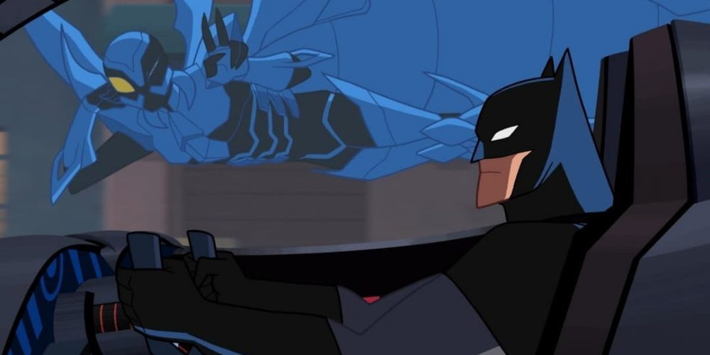 """Poważne problemy Batmana wnowych odcinkach """"Ligi Sprawiedliwych"""""""