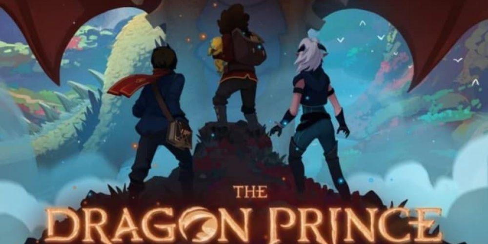 """Zanami premiera 3 sezonu """"The Dragon Prince"""" naNetflixie"""