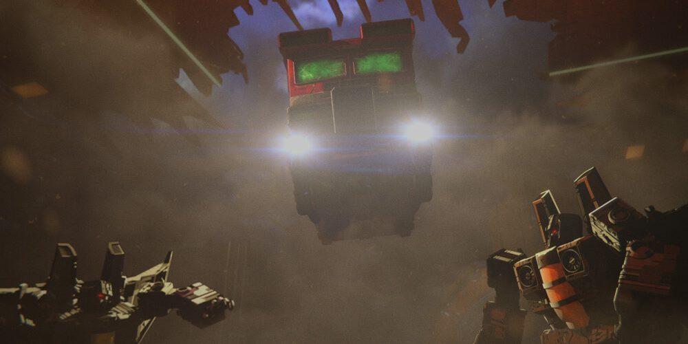 Nowa kreskówka Transformers odNetflixa