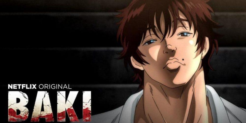 """Netflix ujawnia obsadę anime """"Baki"""" wdrugim zwiastunie"""
