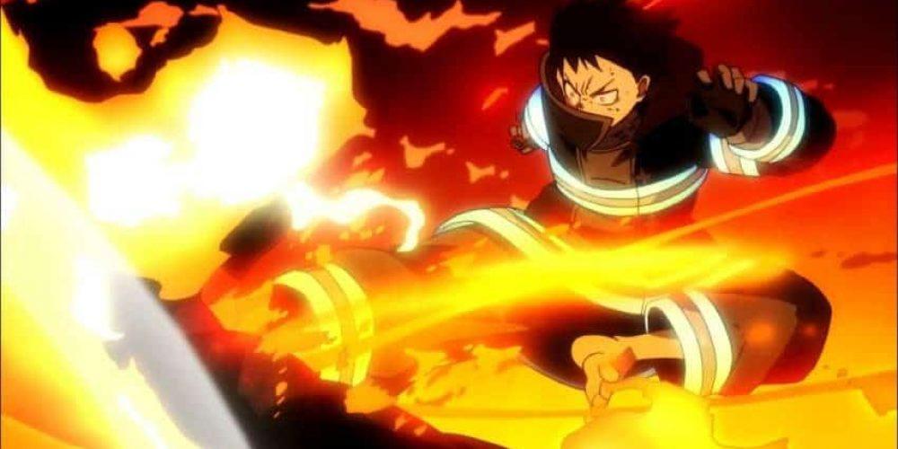 """Anime """"Fire Force"""" przedłużone nadrugi sezon"""